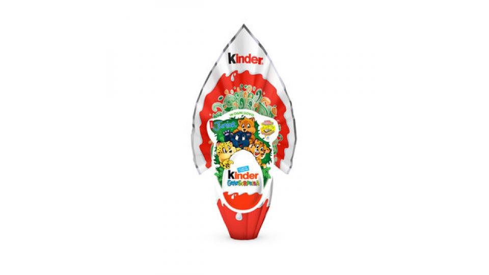 KINDER GRANSOPRPRESA FOCUS JR