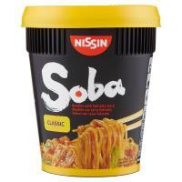 Nissin, Soba classic noodles con salsa giapponese yakisoba