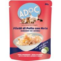 ADoC Filetti di Pollo con Mela